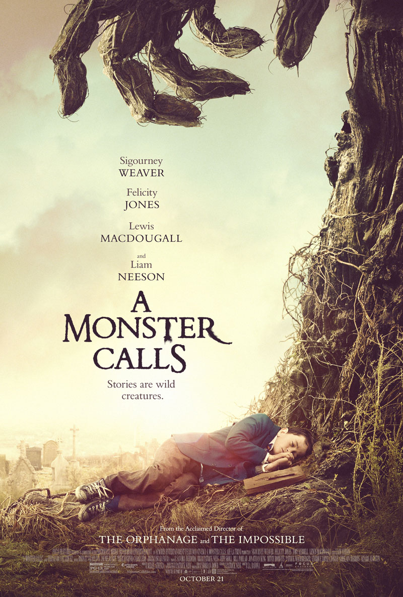 A Monster Calls Review [TIFF 2016]