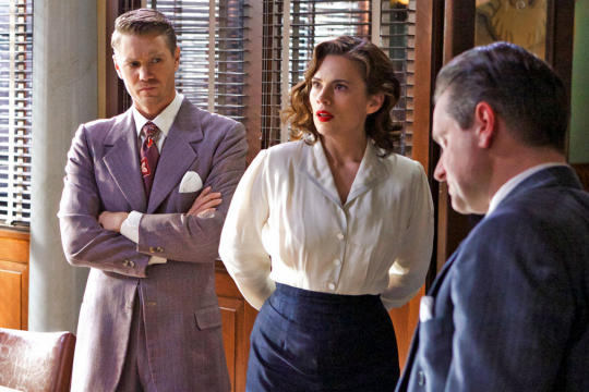 "Marvel TV Head On Agent Carter: ""We Didn't Cancel The Show"""