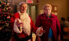 Willie Soke Raises A Glass Or Three To The Festive Season In New Poster For Bad Santa 2