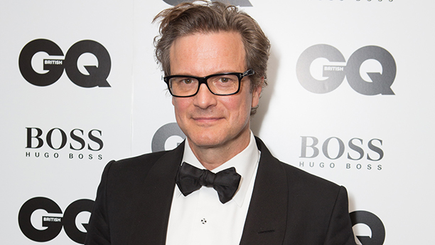 GQ Men of the Year Awards 2014 - London. Colin Firth after winning the Leading Man award at the GQ Men of the Year Awards at the Royal Opera House, London. Picture date: Tuesday September 2, 2014. See PA story SHOWBIZ GQ. Photo credit should read: Daniel Leal-Olivas/PA Wire URN:20801123