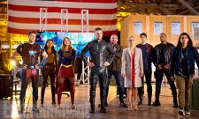 First Images From Supergirl/The Flash/Arrow/DC's Legends of Tomorrow Crossover Emerge