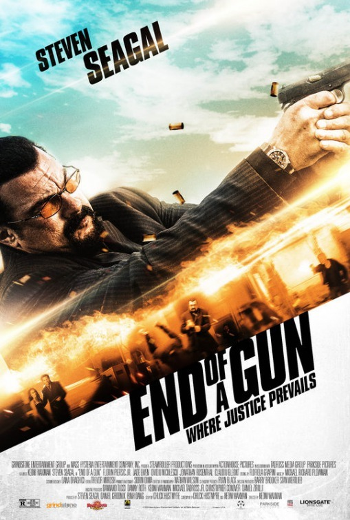 Steven Seagal Rolls Back The Years In Exclusive Clip For Action-Thriller End Of A Gun