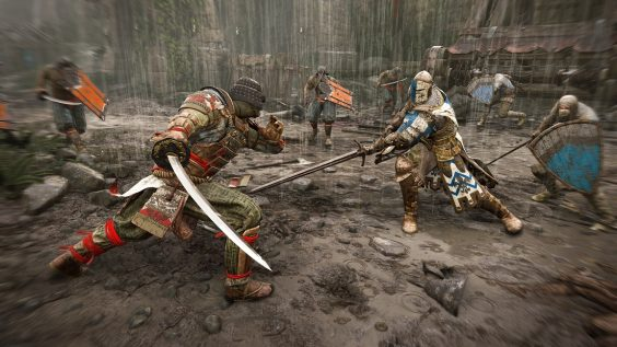 For Honor preview