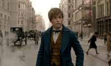 A Golden Thunderbird Takes Flight On Striking Empire Cover For Fantastic Beasts And Where To Find Them