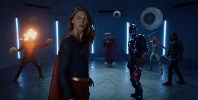 The Villains For The Flash/Arrow/Supergirl/Legends Of Tomorrow Crossover Have Been Revealed