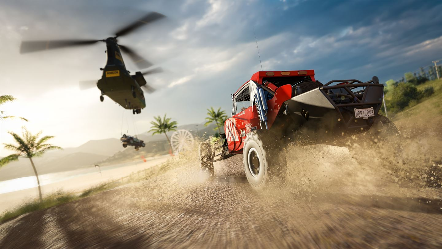 Seven New Rides Now Available With Forza Horizon 3's Smoking Tire Car Pack