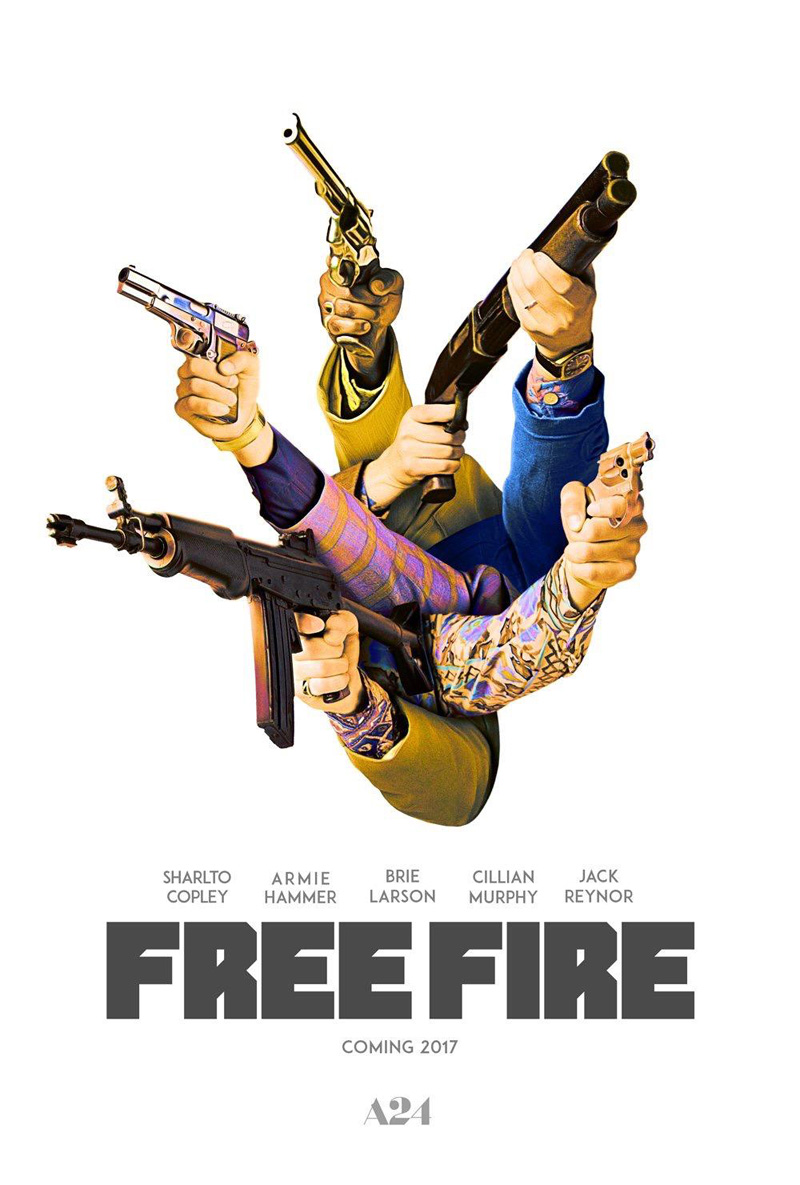 Red Band Trailer For Ben Wheatley's Free Fire Stages An Old-School Standoff