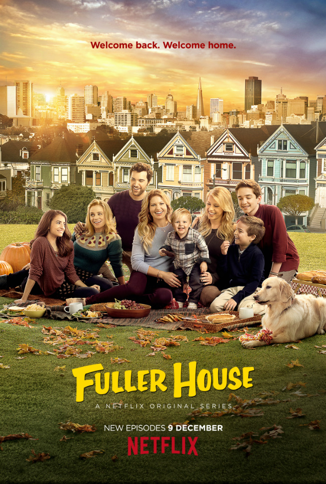 Fuller House Season 2 Penciled In For December Premiere On Netflix