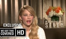 Exclusive Video Interview: Haley Bennett Talks The Magnificent Seven