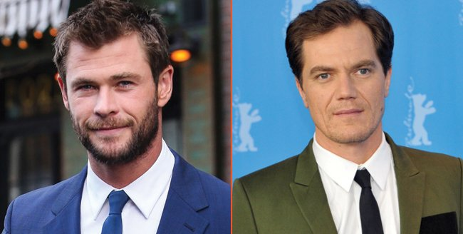 Horse Soldiers: Chris Hemsworth And Michael Shannon Saddle Up For Afghan War Drama