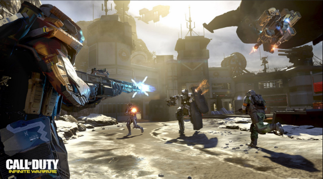 PSVR Spinoff Jackal Assault Shipping With Call Of Duty: Infinite Warfare; Conor McGregor Will Feature