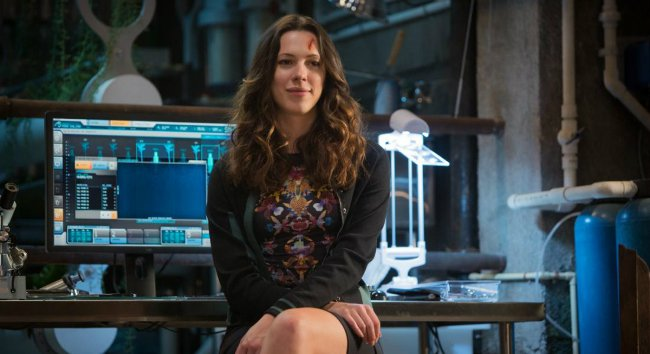 "Rebecca Hall Explains Why Her Iron Man 3 Character ""Got Shot Out Of Nowhere"""
