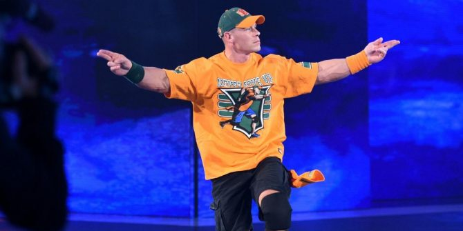 Mark Millar Is Eyeing John Cena For The Title Role In Big Screen Superior Adaptation