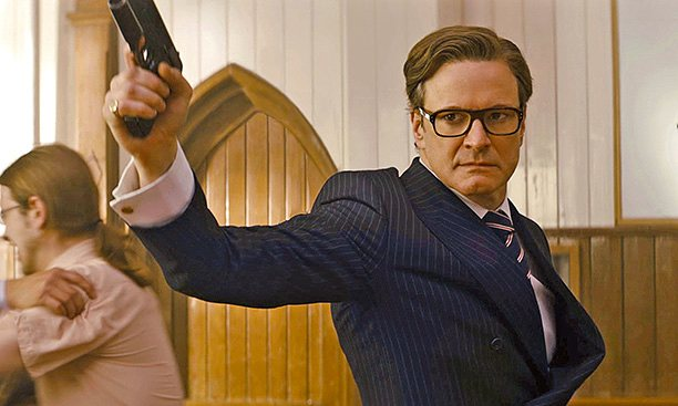 "Kingsman: The Golden Circle Is An ""Outrageous, Compelling And Unconventional"" Sequel, According To Colin Firth"