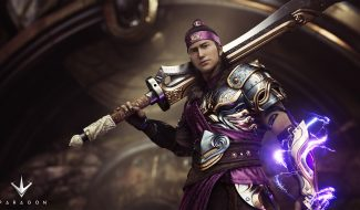 Master Swordsman Kwang Is The Latest Hero To Join Paragon's Roster