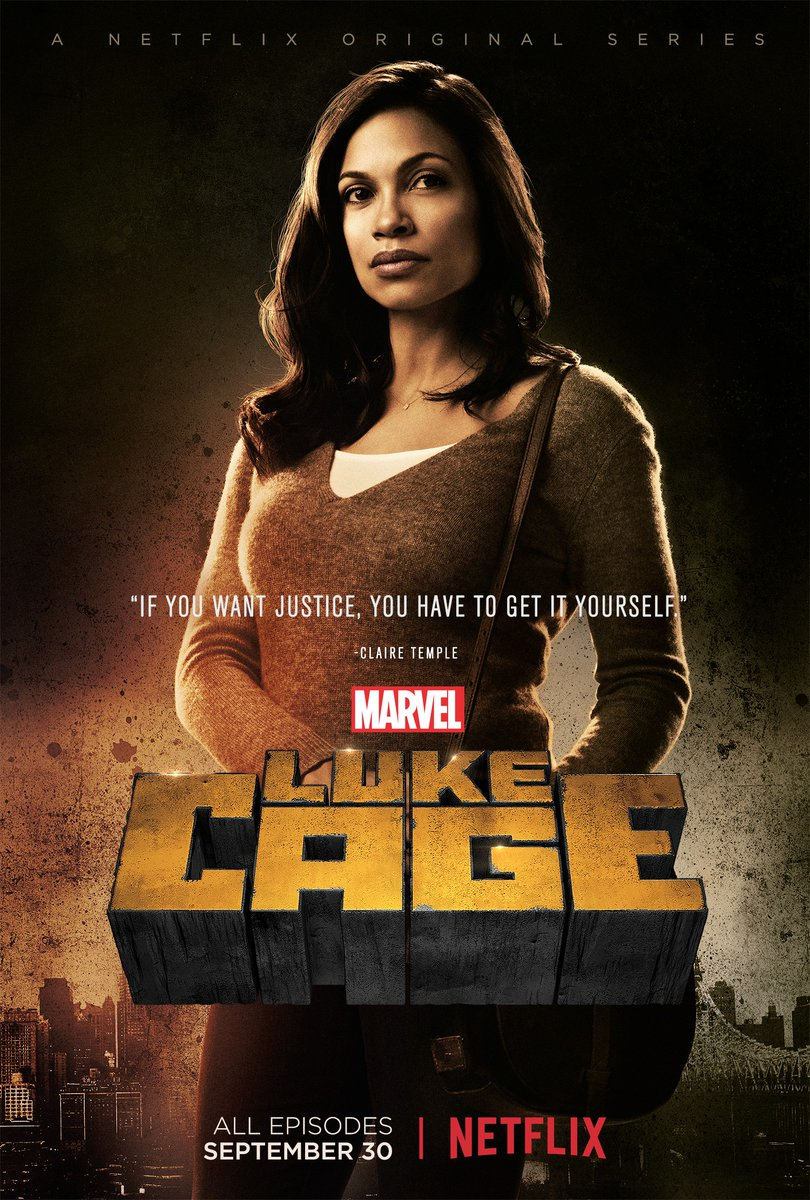 Luke Cage Character Posters Unveil Harlem's Leading Ladies