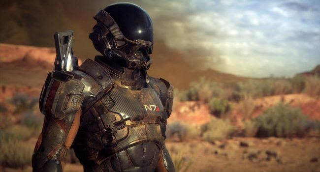 Mass Effect: Andromeda Goes Gold Ahead Of Release Next Month