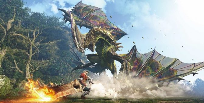 Hollywood Maps Out Early Plans For Live-Action Monster Hunter Movie