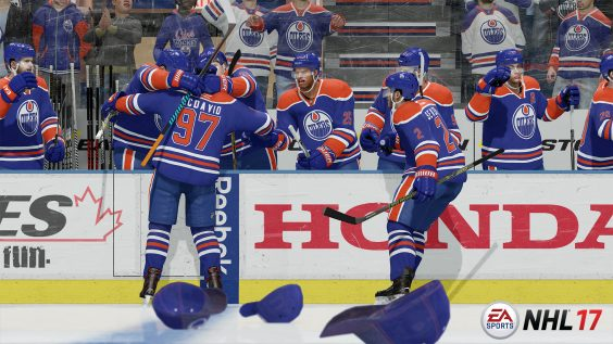 NHL 17 review
