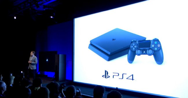 Sony Officially Announces PlayStation 4 Slim