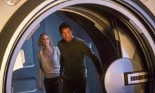 Passengers Stills Have Chris Pratt And Jennifer Lawrence Explore The Bowels Of Starship Avalon