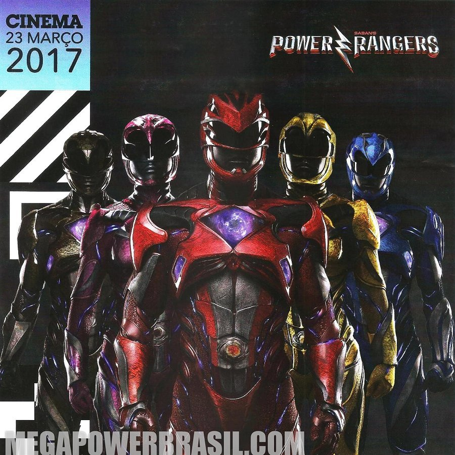 Power Rangers Promo Images Offer A Closer Look At Those Suits