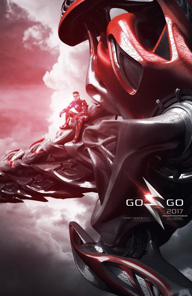 Power Rangers Character Posters Unveil Revamped Army Of Zords