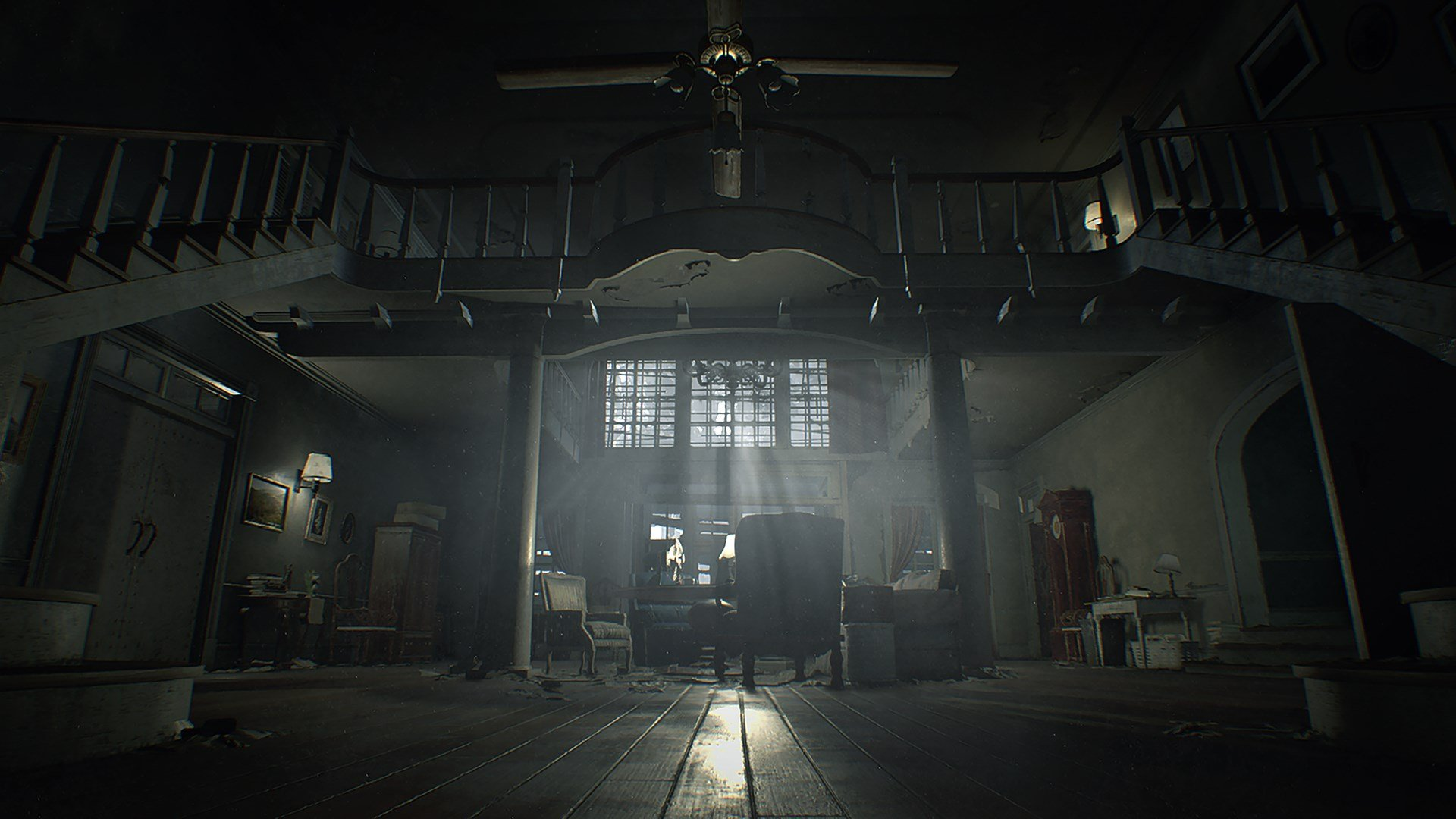 Relive The Fear With An Updated Resident Evil VII Demo