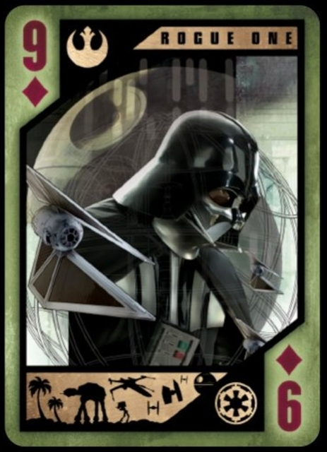 Rogue One: A Star Wars Story Trading Cards Offer Fleeting Glimpse Of Darth Vader