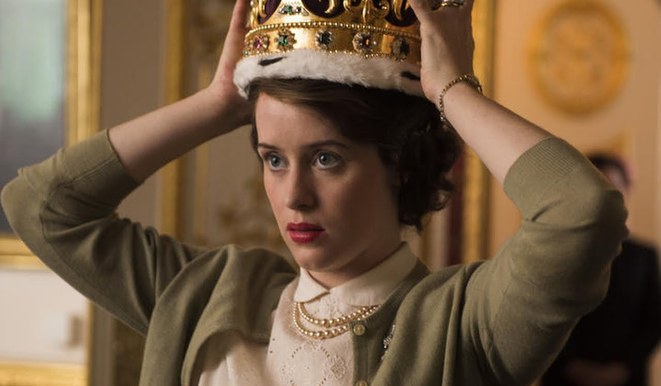 Olivia Colman Joins Netflix's The Crown As Queen Elizabeth