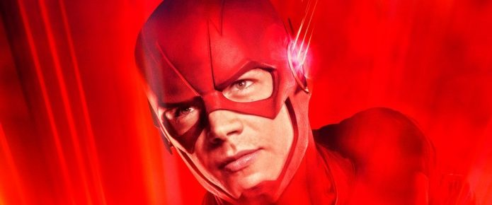 Kevin Smith And A Mysterious Figure Have Been Spotted On The Set Of The Flash