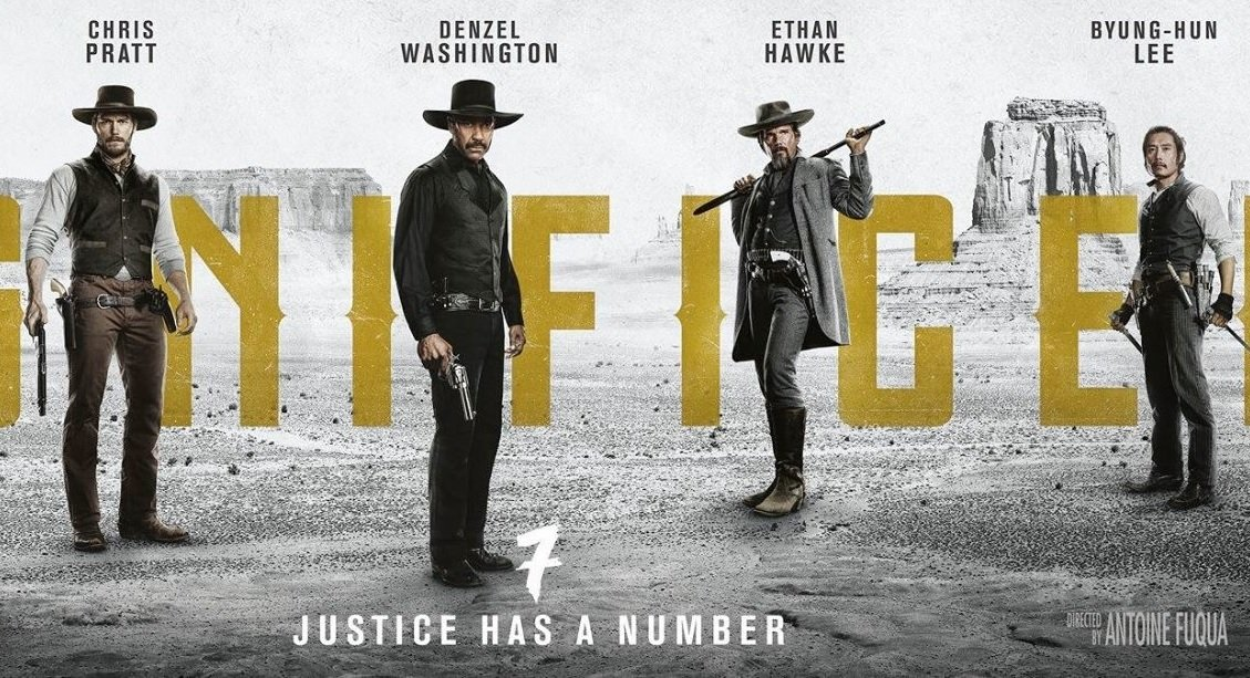 The Magnificent Seven Review [TIFF 2016]