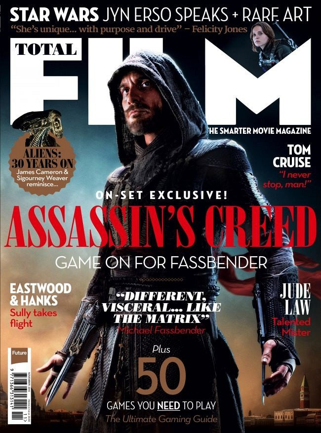 total-film-assassins-creed-2016-cover