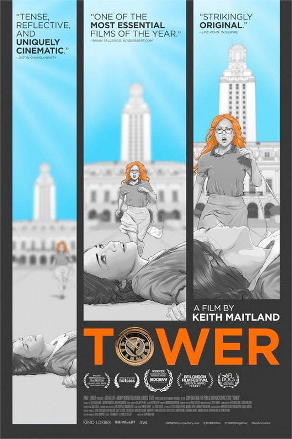 SXSW Favorite Tower Unveils First Trailer Recounting 1966 Austin Attack