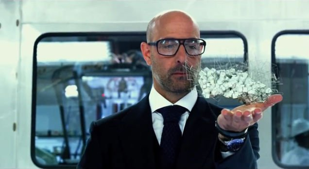 Stanley Tucci Back For Transformers: The Last Knight