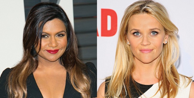 Mindy Kaling And Reese Witherspoon Circling A Wrinkle In Time At Disney