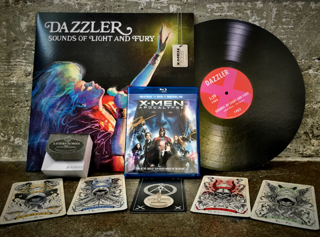 CONTEST: Win X-Men: Apocalypse Prize Pack
