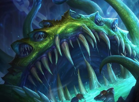 Blizzard Appears To Be Teasing Hearthstone's Next Card Expansion