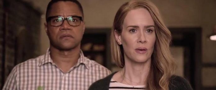American Horror Story: Roanoke Promo Shows Crossover With Asylum