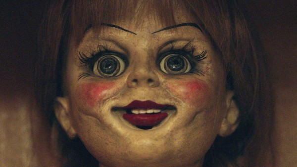 Director David F. Sandberg Invites Annabelle Out To Play In New Still For Horror Sequel