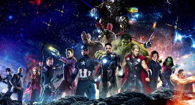 Avengers: Infinity War And Its Sequel Begin Production Next Week