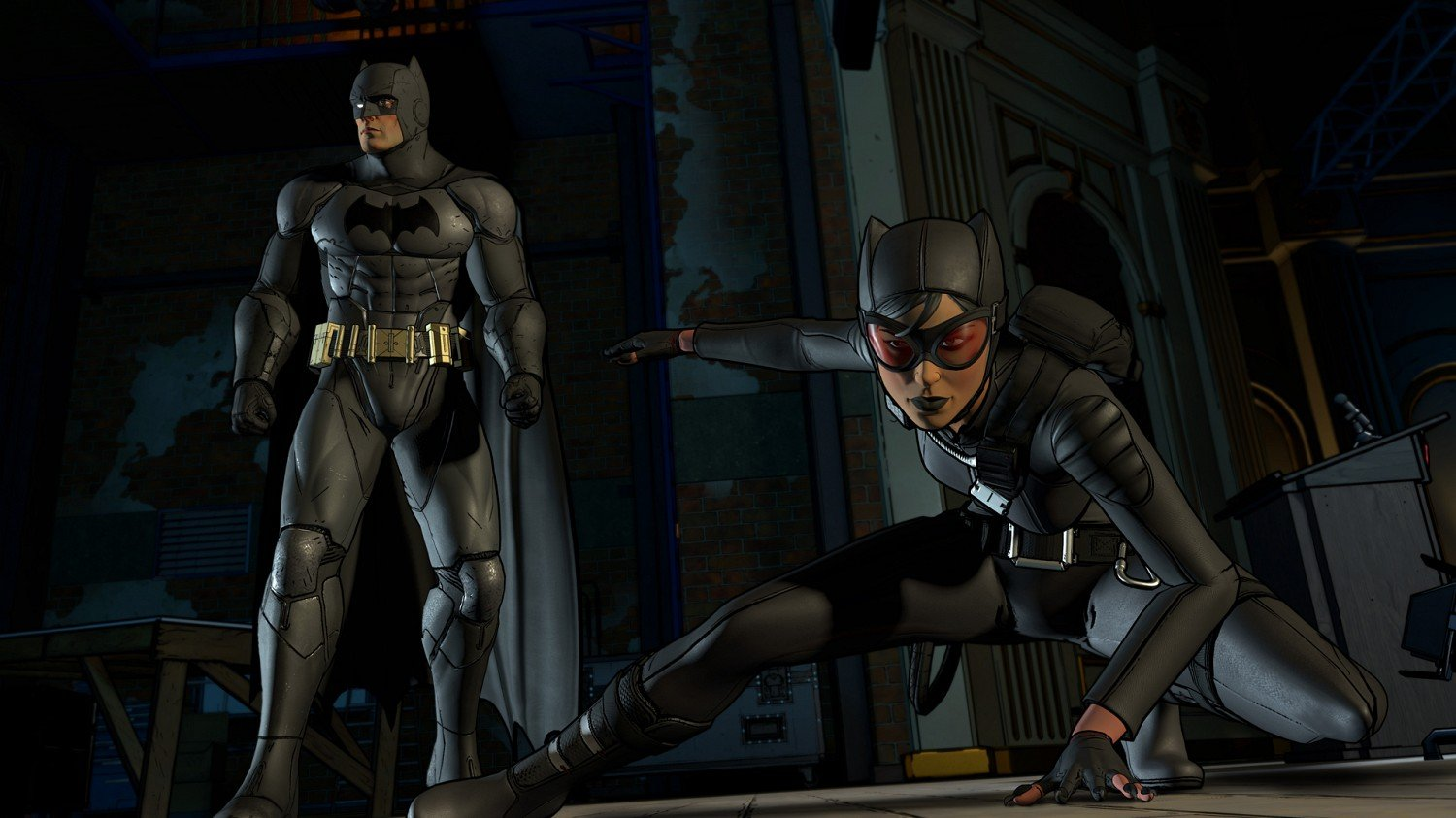 The Children Of Arkham Run Riot In Brief Teaser For Batman: The Telltale Series Episode 3