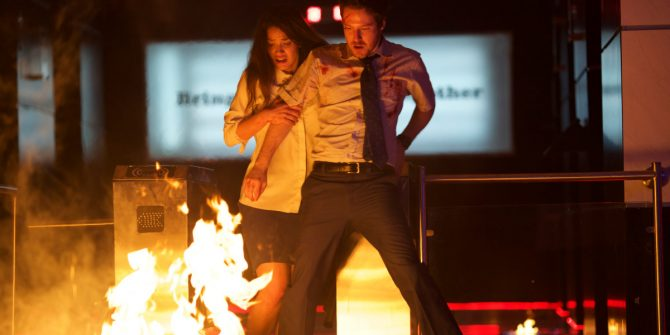 The Belko Experiment Review [TIFF 2016]