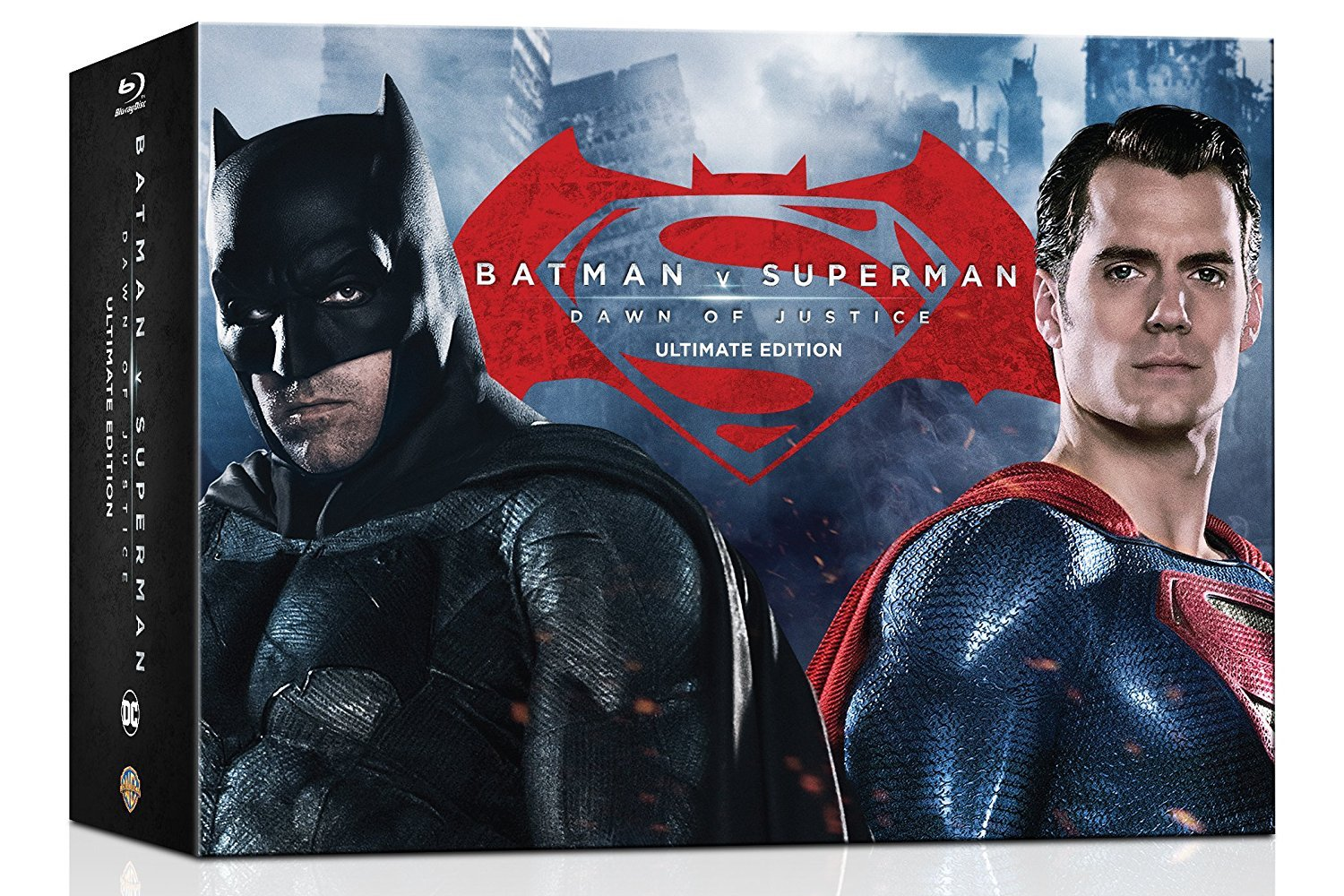 Batman V Superman: Dawn Of Justice Limited Edition Box Set Coming This Holiday Season