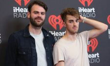 "The Chainsmokers Are Up For Song Of The Year With ""Closer"""