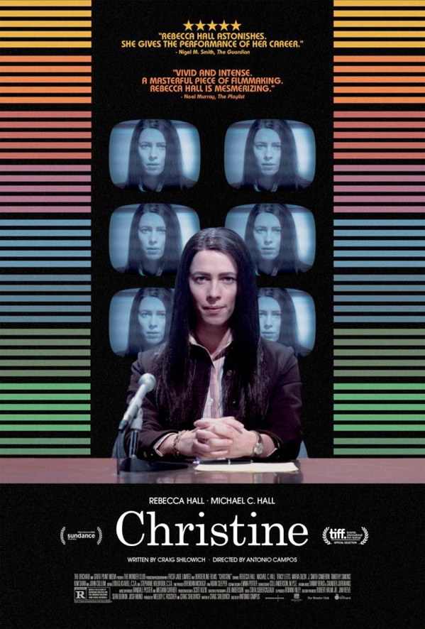 Rebecca Hall Shines As A Florida News Reporter On The Brink In First Christine Trailer