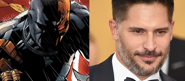 Joe Manganiello Confirmed To Play Deathstroke In Ben Affleck's Batman Film