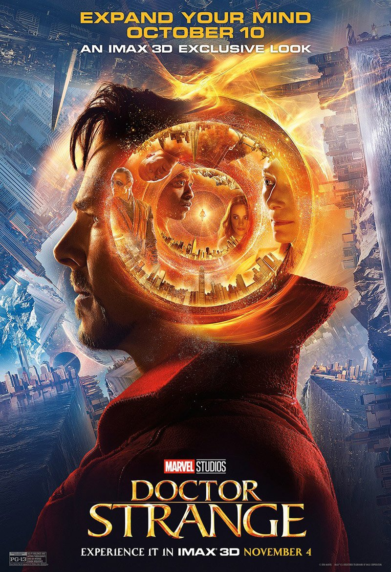 Benedict Cumberbatch's Doctor Strange Will Indeed Appear In Avengers: Infinity War
