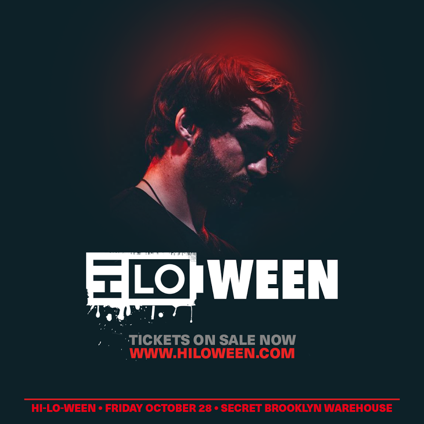 CONTEST: Win Tickets To Oliver Heldens' HI-LO-WEEN