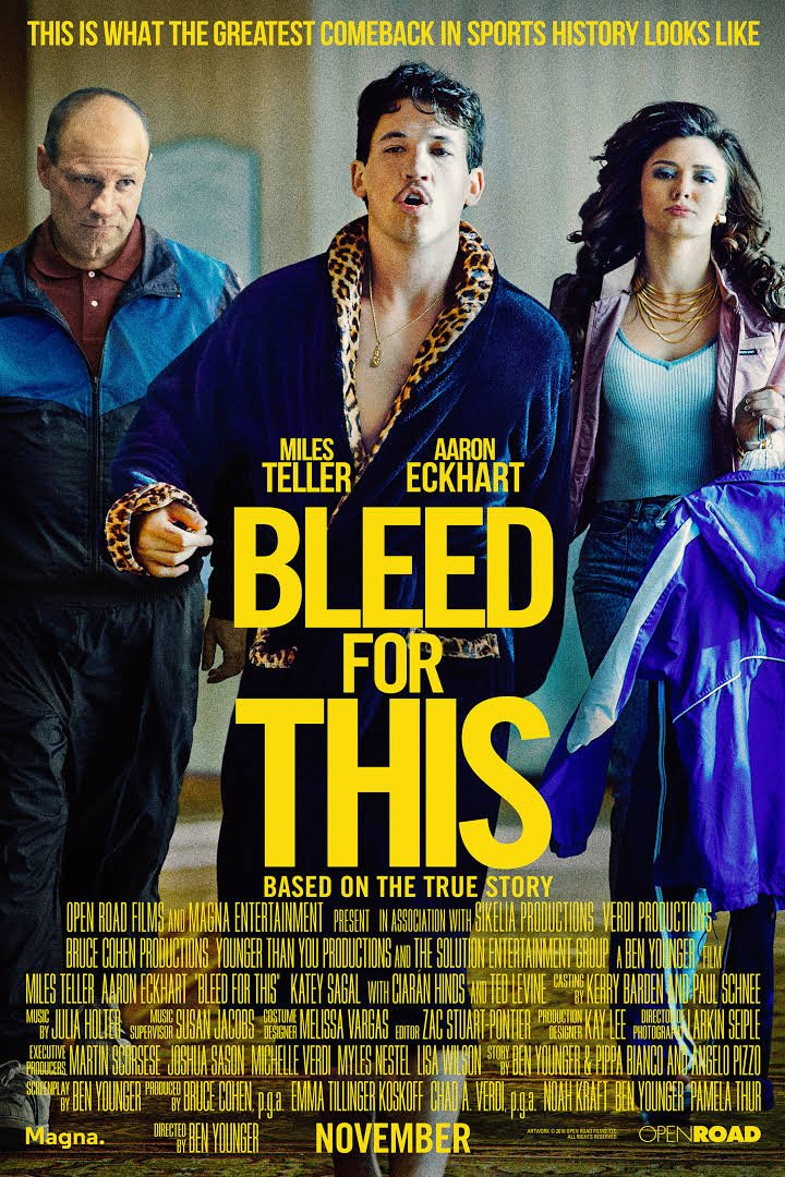 Bleed For This Review [TIFF 2016]
